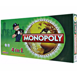 PROMO Monopoli 5 IN 1
