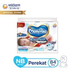 MamyPoko Popok Perekat Extra Soft - NB 84