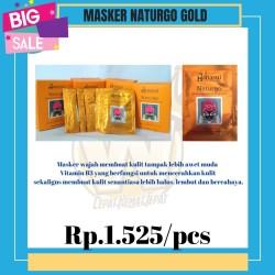 [SACHET] MASKER NATURGO BPOM ORIGINAL BY HANASUI