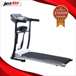 New Treadmill Elektrik Motorizer Treadmill ID002M Treadmill + Massage