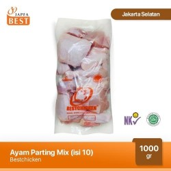 Daging Ayam Cut Up 10 1000 gr - Potongan Ayam Campur 10 pcs