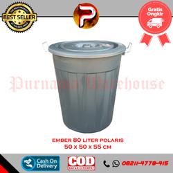 Ember Plastik 80 Liter Tebal dan Kuat
