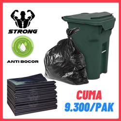 Kantong sampah Thrash Bag 60x100 TEBAL TIDAK MUDAH SOBEK ANTI BOCOR