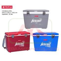 Marina Cool Box / Cooler Box 24 S LionStar (22 Ltr)