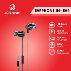 JOYSEUS In-Ear Earphone For iPhone HIFI Stereo Wired - EP0014
