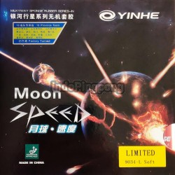 Yinhe Moon Speed L (Limited) ~ Rubber Karet