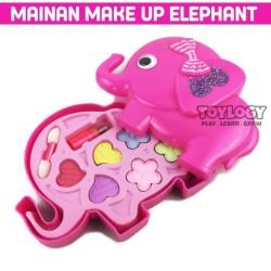 Mainan Anak Perempuan Cewek Make Up Alat Rias Kosmetik Gajah Elephant
