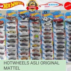 Hotwheels mobil beneran murah seri baru