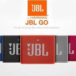 JBL GO Garansi Portable Bluetooth Speaker ASLI Garansi-12 BLN⠀
