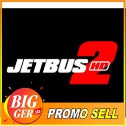 Sticker/BIGGER Stiker JETBUS HD