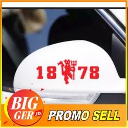 Sticker/BIGGER Stiker Manchester Spion Mobil