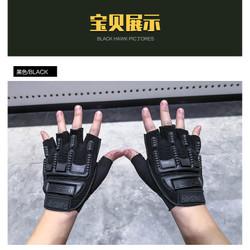 Sarung tangan pria polisi motor tentara Tactical Impact mechanix wear