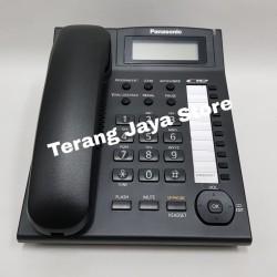 Telepon Kabel Panasonic KX-TS880 (Hitam)