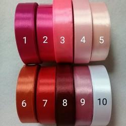 Pita Satin 2cm per Roll