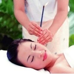 Ear Candle / Lilin Pembersih Telinga Aromaterapi tipe Terompet