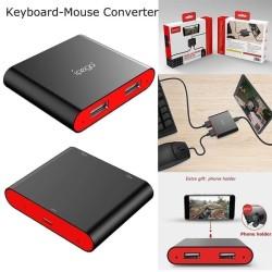 Ipega Converter PG-9116 Keyboard dan Mouse untuk Iphone