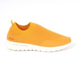 Wakai Footwear Pria Slip On Fm01806 Gyou KHAKI