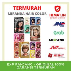 Miranda Hair Color/Semir Rambut/Cat Rambut - MC-9 (Brown)
