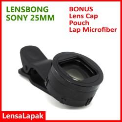 Minolta - Lensa Kamera HP - Lensbong Macro 45mm For Smartphone