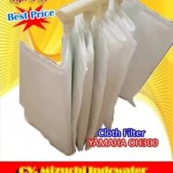 Kain filter / cloth filter for yamaha water purifier