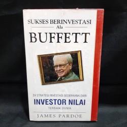 Buku Sukses Berinvestasi Ala Buffett by James Pardeo Investor Nilai