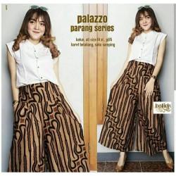 Batik Solo Celana Kulot Palazzo Parang Series L Jupiter 65.000