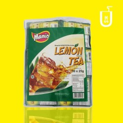 Bubuk Lemon Tea Kemasan 30 Sachet