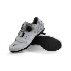Sepatu Sepeda Santic Wanita Non Cleat LS18008G Athena - Grey