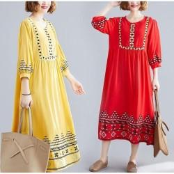 Damai fashion jakarta - baju DRESS muslim gamis wanita SOFIA - Hitam