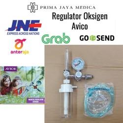 Regulator Oksigen Avico. Flowmeter Oksigen Avico.