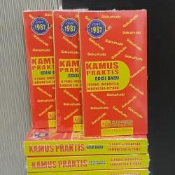 Kamus Praktis Bahasa Jepang Indonesia - Indonesia Jepang Gakushudo