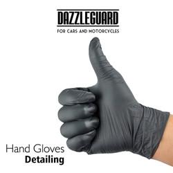 Hand Glove Detailing - Sarung Tangan Karet HITAM Nitrile