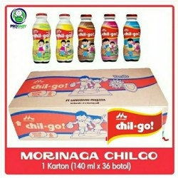 CHIL GO / CHILGO KARTON RASA COKELAT VANILA