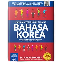 Panduan Terlengkap Belajar Bahasa Korea Best Seller 2019
