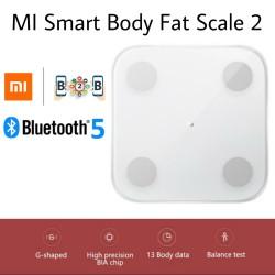 XIAOMI MI Smart Scale 2 - Body Fat Composition Scale 2 Timbangan Badan - GLOBAL VERSION