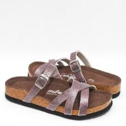 Sandal MyFeet F11 Shining