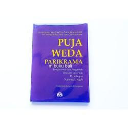 Puja Weda Parikrama - buku bali hindu