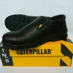 Sepatu Safety Slip-on Caterpillar - Sepatu Kerja Safety