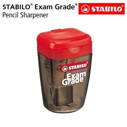 STABILO Exam Grade - Sharpener / Rautan Serutan Pensil Kayu Ujian UNBK