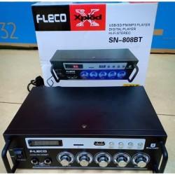 Power amplifier Bluetooth Original Fleco SN 808BT