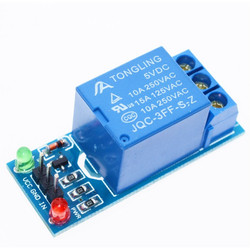 Module Relay 1 Channel 5V untuk Arduino Uno ARM PIC AVR STM32 DSP
