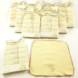 Sapu Tangan Bayi / Washcloth 1pack (5pcs) 100% Cotton