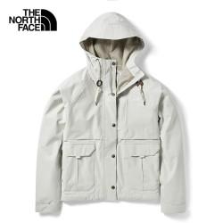 The North Face Women Travel Rain Jacket-NF0A497U11P - S