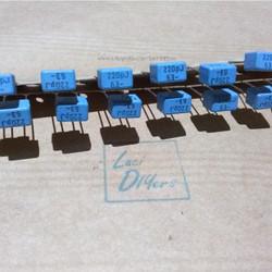 Kapasitor 220pF MKP. (1pcs)