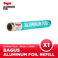 Bagus Aluminium Foil Refill - 30 cm x 7.62 m -