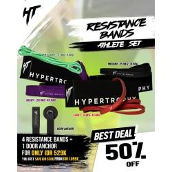 Paket Athlete Hypertrophy - Crossfit Calisthenics Training