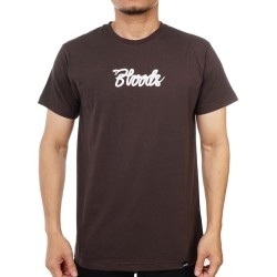 BLOODS Tshirt Kaos Snaker 03 Brown