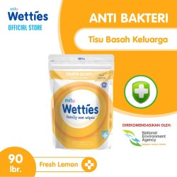 Mitu Wetties Lemon [Refill 90'S]