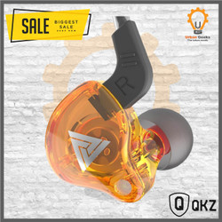 QKZ AK6 Quality Knowledge Zenith With Mic Sports In-Ear Hi-Res not CK5