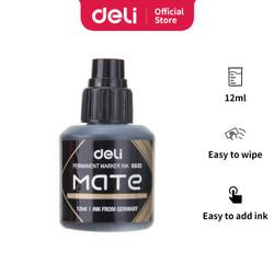 Deli Isi tinta Spidol Permanen / Permanent Marker Ink Refill ES632